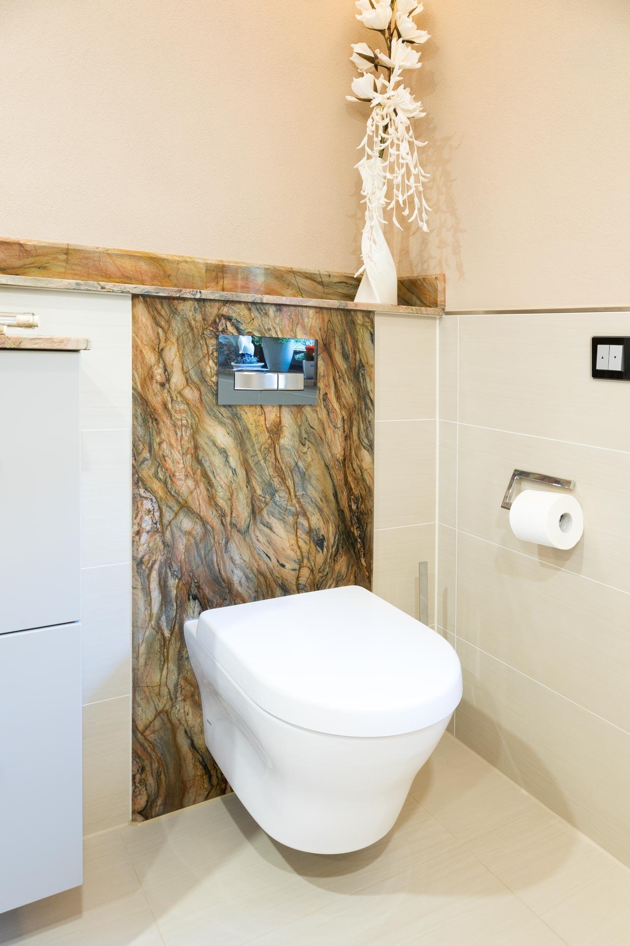 Unglaublich Bad Naturstein Beste Wahl Brasilianisches Flair Im 11 Qm Großem Badezimmer